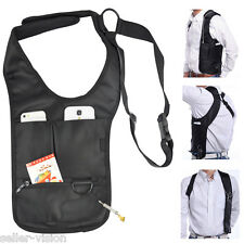 Anti-Theft Hidden Underarm Security Shoulder Holster Cross Strap On Bag Wallet