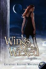 Wings of the Wicked, Courtney Allison Moulton