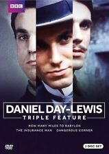 NEW - Daniel Day-Lewis Triple Feature
