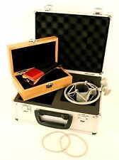 Avantone® CR-14 Dual Ribbon Element Microphone Mic w/ Shockmount & Case NEW CR14