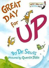 Bright and Early Books: Great Day for Up! by Dr. Seuss (1974, Hardcover)
