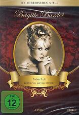 DOPPEL-DVD NEU/OVP - Ein Wiedersehen mit Brigitte Bardot - Pariser Luft u.a.