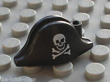 LEGO pirates Minifig Hat Bicorner 2528px1 / Set 6290 6289 6286 6250 6276 6268 ..