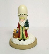 Father Christmas Cookie Stamp Limited Edition Brown Bag Santa Claus Cookies