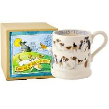 EMMA BRIDGEWATER POTTERY NEW HALF PINT MUG - All Over Terriers
