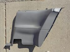 94-98 Ford Mustang Coupe Right Rear Quarter Interior Plastic Trim, Grey OEM
