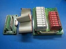 Opto 22 G4PB24 I/O Board W/11 Opto G4 IDC5+8 Opto G4 ODC5 #E13