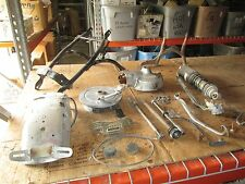 1982 Yamaha XV750 Virago Center stand Final Drive Assy Subframe Etc Parts Lot