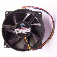 Cooler Master PWM 90mm Computer PC CPU Cooling Fan 4 Pin for 1155 1156 Quiet F09