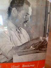 FIRST STATE 1st EDITION Ernest Hemingway FOR WHOM THE BELL TOLLS 1940 w/DJ!!!