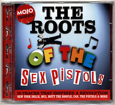 MOJO - The Roots Of The Sex Pistols - 15-track CD