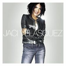 Unspoken by Jaci Velasquez (CD, Mar-2003, Word Distribution)-FREE SHIPPING-