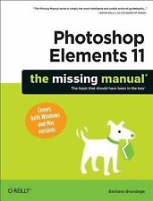 Photoshop Elements 11: The Missing Manual-ExLibrary