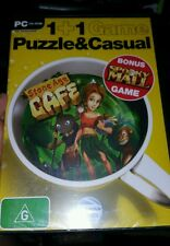 Stone Age Cafe & Spooky Mall PC GAME - FREE POST