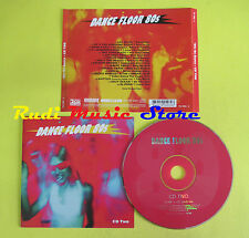 CD DANCE FLOOR 80S CD TWO compilation 2005 LOS REYES IRENE CARA LIHMAL (C6)