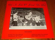 ELVIS PRESLEY GOT A LOT O' LIVIN' TO DO LP STILL SEALED!