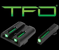 New Truglo TFO Tritium/Fiber-Optic Day/Night Sights Glock Low Set