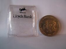 COIN, CROWN, ROYAL WEDDING, CHARLES & DIANA, LLOYDS BANK, VINTAGE