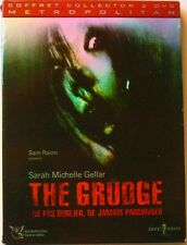 2DVD THE GRUDGE - Sarah Michelle GELLAR / Jason BEHR - Version non censurée