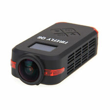 HAWK-EYE Firefly Q6 4K 12MP FPV SONY CMOS UHD Sport Camera Racing Drone Black