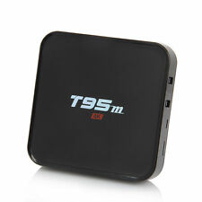T95M S905 Quad Core Android 5.1 Smart TV BOX KODI Full Loaded Media Player 4K HD