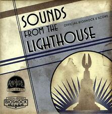 BioShock 2 Videogame Soundtrack Autographed by Garry Schyman of Shadow of Mordor