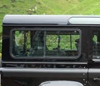 OEM Land Rover Defender 110 2007  Hardtop R/H/R Sliding Window LR044315