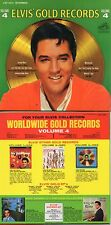 CD Elvis PRESLEY Elvis' Golden Records, Vol. 4 (1968) - Mini LP REPLICA - 14-tr