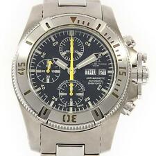 Authentic BALL DC1016A-SJ-BK Engineer Hydrocarbon Chronograph TIxSS  #260-001...