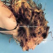 Ray Of Light Cd-Single By Madonna On Audio CD Album 1997  CD (Audio CD)