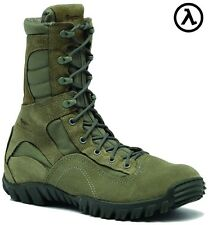 BELLEVILLE 633 SABRE HOT WEATHER USAF HYBRID ASSAULT BOOTS * ALL SIZES-R/W 4-14