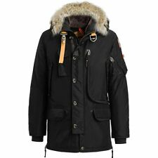 $1120.00 Parajumpers Kodiak Jacket   Men's PMJCKMA02 541 BLACK L