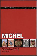 Michel Katalog Südasien 2012 - 8.1 originalverpackt