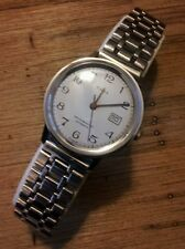 """vintage 1976 Timex classic automatic men's watch """"N.O.S."""""""