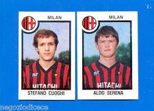 CALCIATORI PANINI 1982-83 - Figurina-Sticker n. 483 - CUOGHI#SERENA - MILAN -Rec