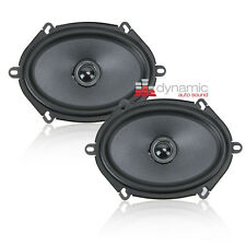 "Morel Tempo Ultra Integra 572 Car Audio 5"" x 7"" 2-Way Coaxial Speakers 440 W"