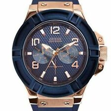 GUESS RIGOR W0247G3 PREMIUM RICH MENS WATCH GIFT