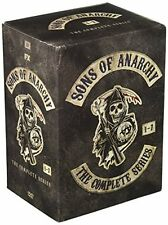 Sons Of Anarchy-Complete Series 1-7 (Dvd/29 Disc/Boxset)