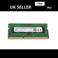 Micron DDR3 1x4GB 1600MHz PC3L-12800 Laptop RAM Memory Module