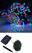 400 LED Solar Powered Fairy String Light Garden Party Decor Christmas Brand New