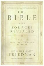 The Bible with Sources Revealed, Richard Elliott Friedman, Good Book