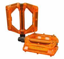 Fahrrad Pedale XLC BMX / Freestyle Platform Pedal Pedalen Orange