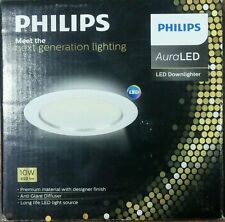 PHILIPS 10w AURA LED DOWNLIGHTER WARM WHITE COLOR