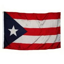 3x5 Puerto Rico Rican Weather Resistant Poly Flag 3x5' 'Banner brass grommets