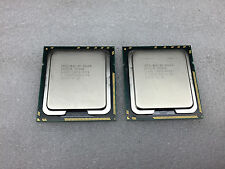 Matching Pair Intel Xeon X5680 Six-Core Processor 3.33 GHz 12MB SLBV5