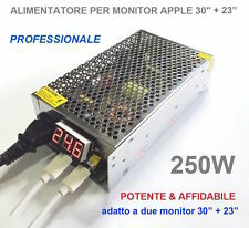 "ALIMENTATORE 250Watt ADATTO A APPLE A1098 Cinema HD Display 150W + 90W (30""+23"")"