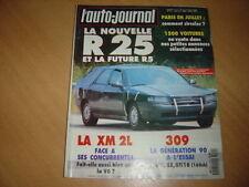 AJ N°12 1989 XM 2.0/BMW 520i/R25 TXi.309.petits diesel