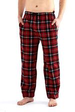 New Mens PJs lounge wear Pyjama fleece warm Bottoms pants Trousers Cosy Soft