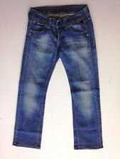 Replay WV 531.034 Jeans Hose Dunkelblau Stonewashed W27 L34