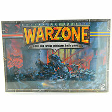WARZONE Mutant Chronicles Battle Board Game includes 80 plastic figures TG2420